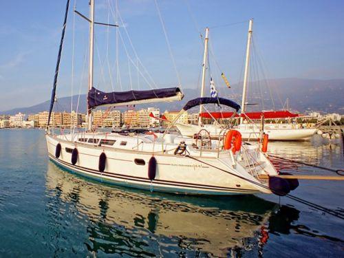 Sun Odyssey 44i SKI-VOL 2009