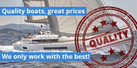 Quality boats, great prices!