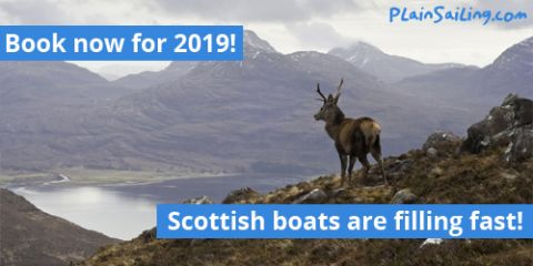 WARNING! Boats in Scotland selling out fast!