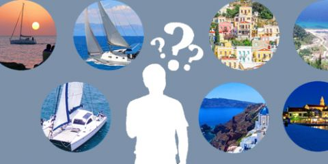 How to plan and book a sailing holiday!