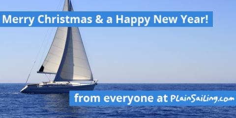 Thanks and Merry Christmas from the team at PlainSailing