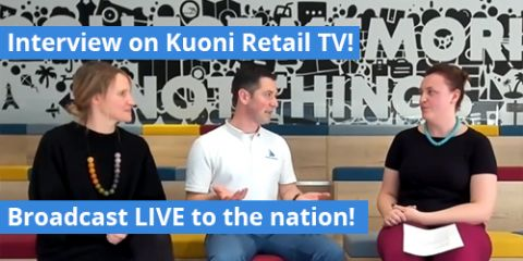 Our Interview on Kuoni Retail TV!