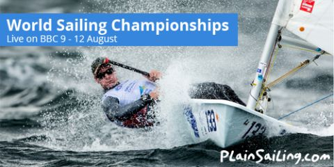 Sailing World Championships 2018 - live on BBC