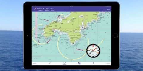 FREE Imray Sailing Charts on your smartphone / tablet