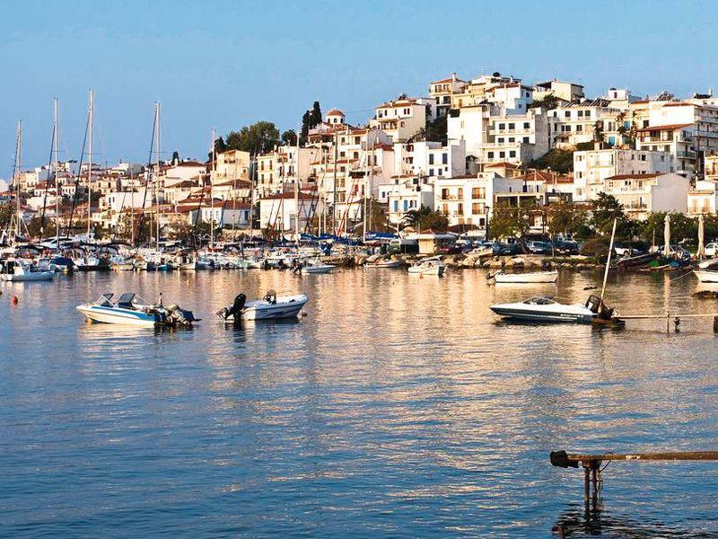 Best Island Beaches For Partying Mykonos St Barts: Skiathos Yacht & Catamaran Charter Guide