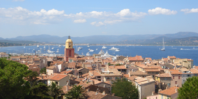 Yacht and Catamarn Charter in Saint Tropez