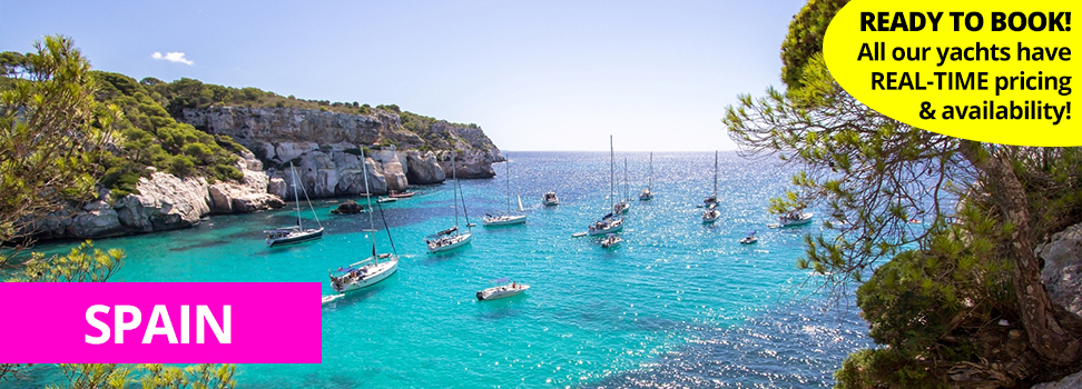 We specialise in Yacht and Catamaran Charters in Spain, Mallorca, Tenerife, Canaries and Balaeric Islands