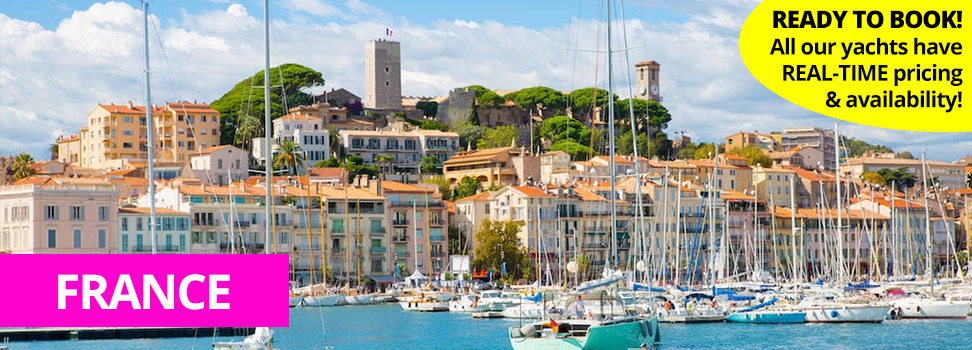 We specialise in Yacht and Catamaran Charters in France