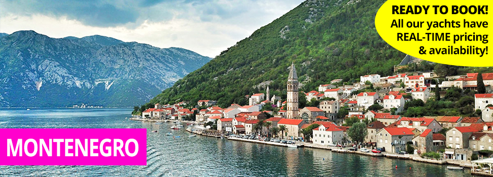 We specialise in Yacht and Catamaran Charters in Montenegro