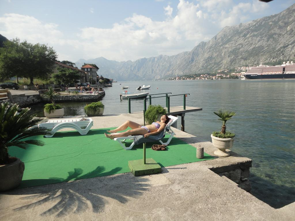 Kotor places to stay