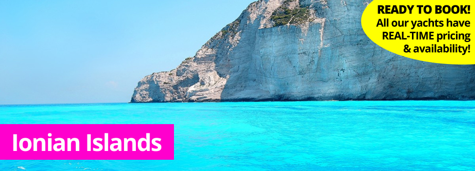 Yacht and Catamaran Charter in the Ionian Islands