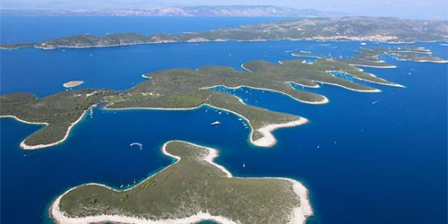 Kornati islands, Croatia