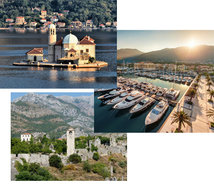 Top 3 things to sail to in Kotor