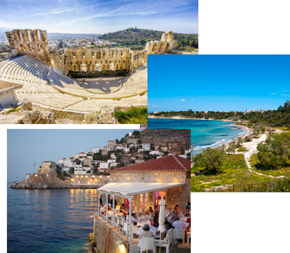 Top 3 things to sail to from Athens