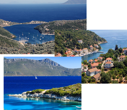Top 3 things to sail to from Kefalonia