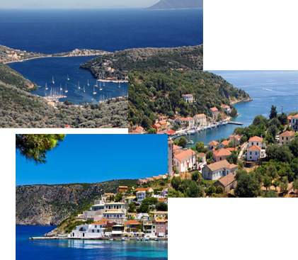 Top 3 things to sail to from Lefkas