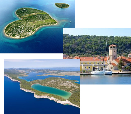 Top 3 things to sail to from Zadar